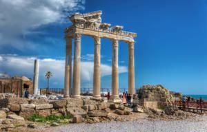 Side - Temple of Apollo by roman-gp