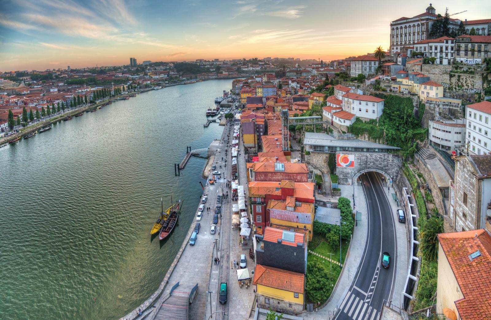 Porto - panorama I by roman-gp