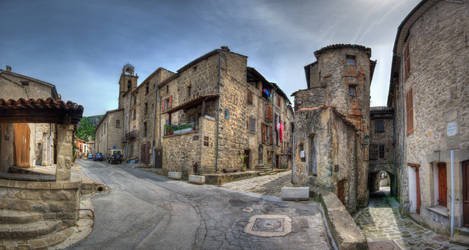 Streets of Annot
