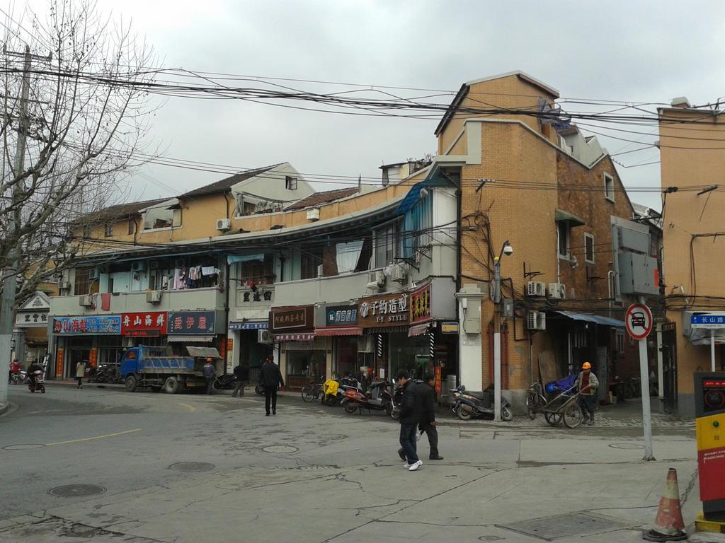 Hongkou Corner by bejKutyej