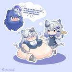 OC -  Not fat enough!!!!!