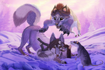 Commission: We all will be in a snowdrift