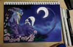 Magic of an Ancient Night by AnastasiyaVB