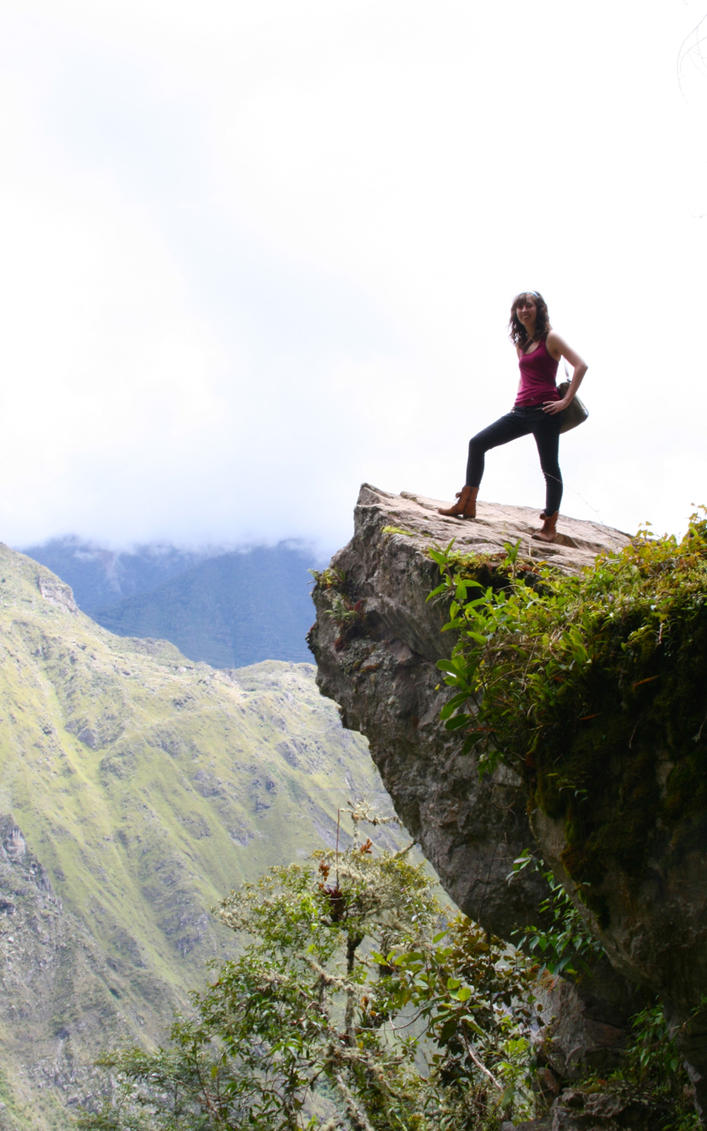 Machu Picchu by fartprincess