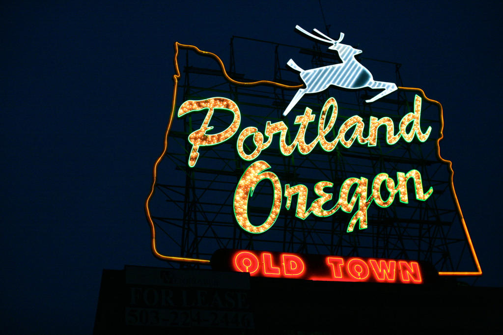 Portland Fucking Oregon by fartprincess
