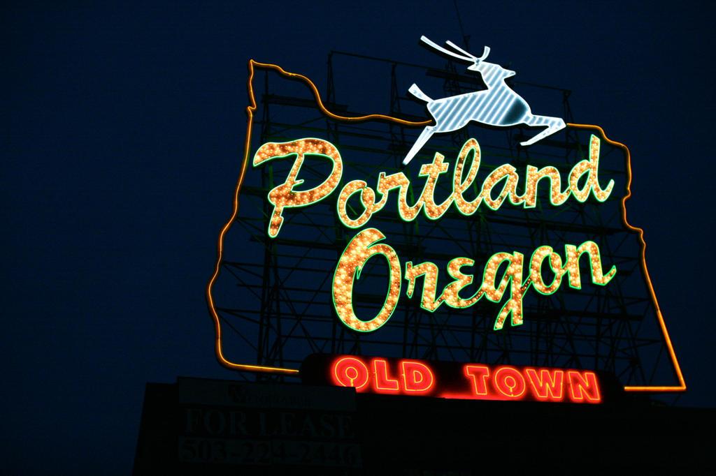 Portland Fucking Oregon by fartprincess