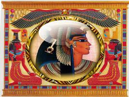 Cleopatra by butchen