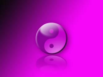 yen yang purple by butchen