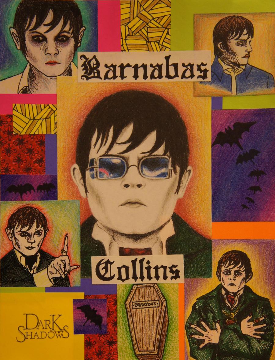 Barnabas Collins 3 by brendachen