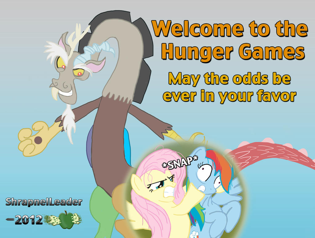 Discords hunger games by shrapnelleader on deviantart discords hunger games by shrapnelleader ccuart Gallery