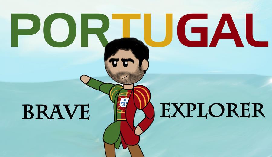 Meet Portugal: Master Of The Ocean By ShrapnelLeader On