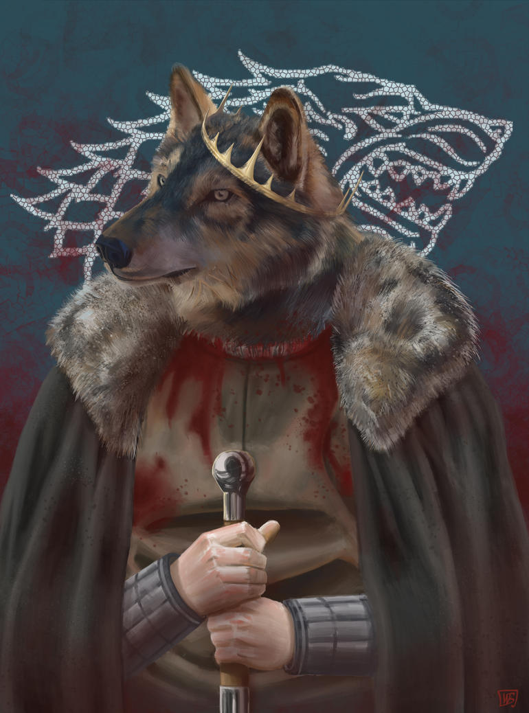 King In The North By Wilmar Ballespi