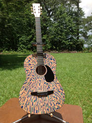 Guitar PCase Style