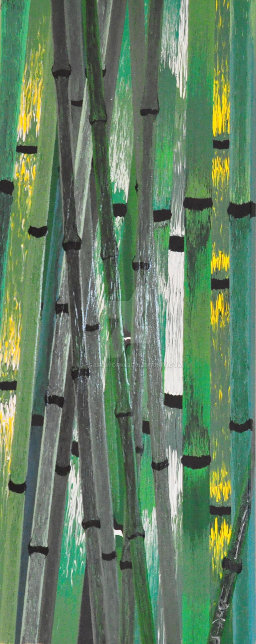 Bamboos 2 by dksartwork