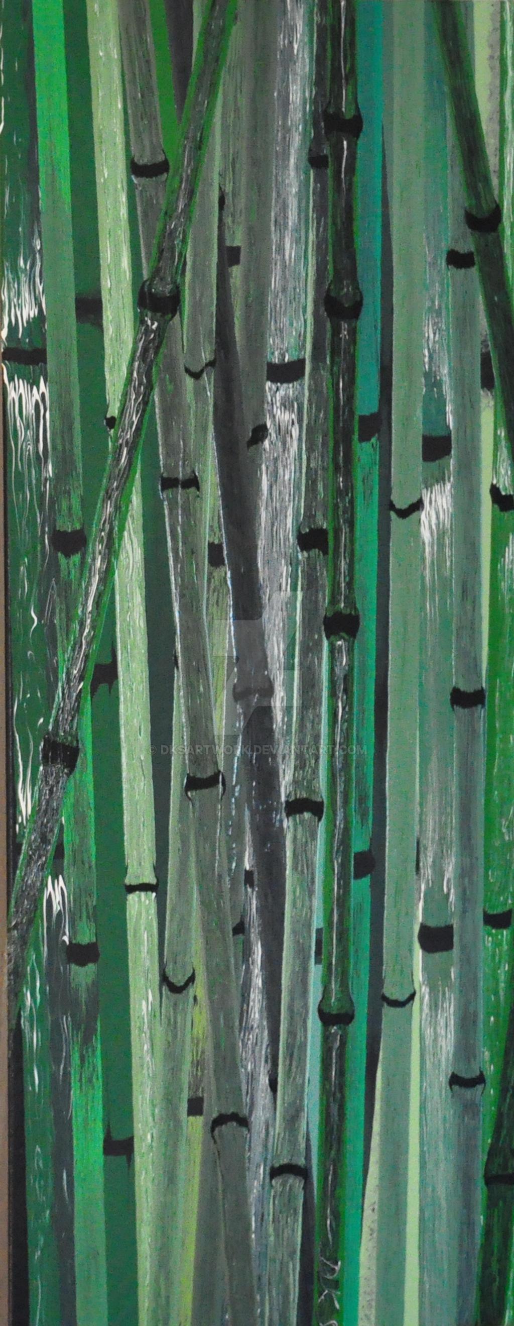 Bamboos 3 by dksartwork