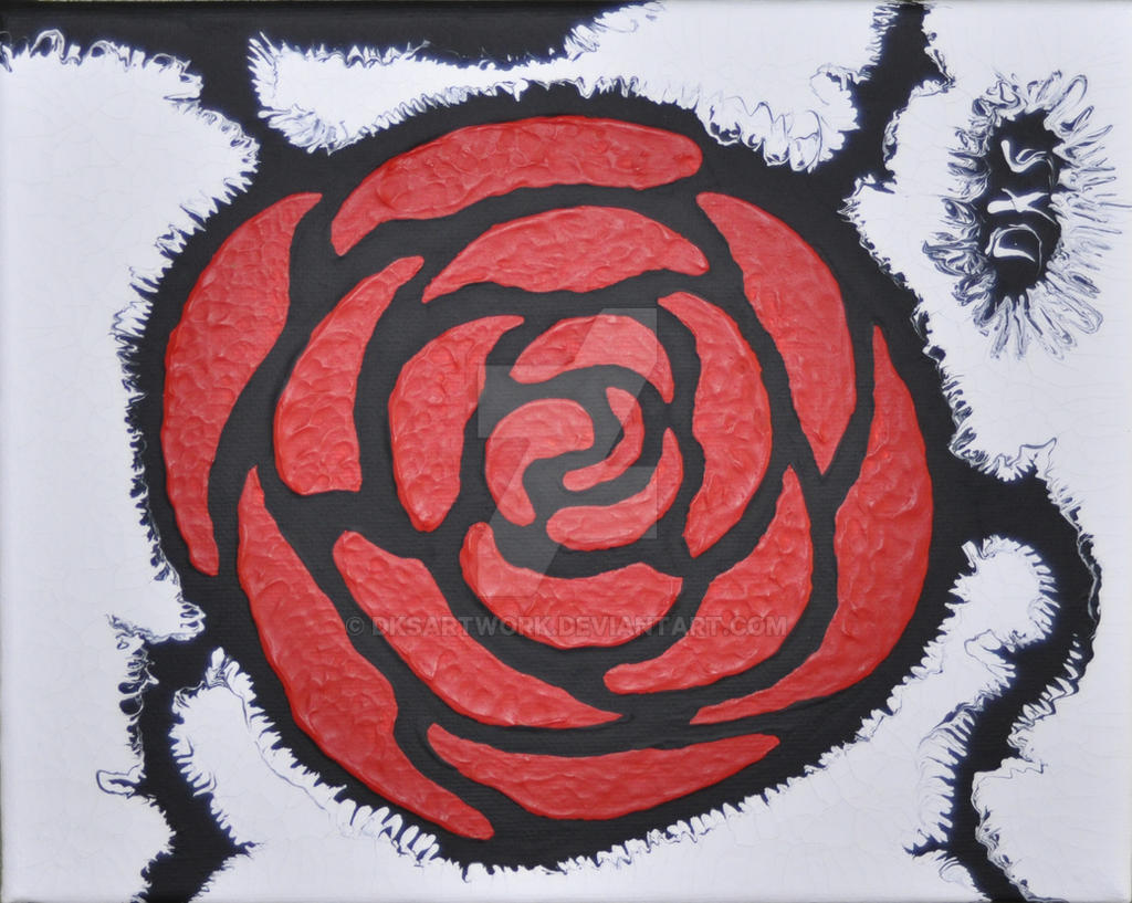 Valentine Roses 1 by dksartwork