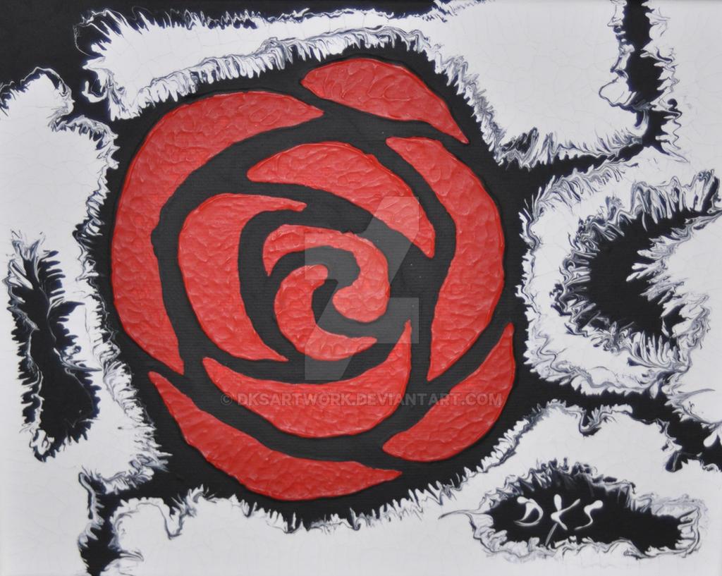 Valentine Roses 4 by dksartwork