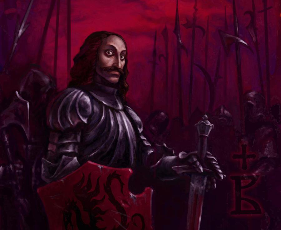 Dracula by krstovukoje