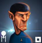 Leonard Nimoy/Mr. Spock