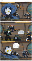 #17 weekly warframe comic by dindl