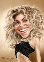 Shakira by edvanderlinden