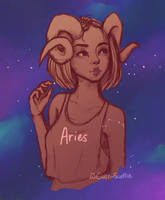 Aries by CuteScottie