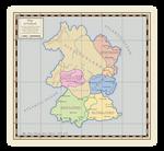 Frisland Map by Janiculus