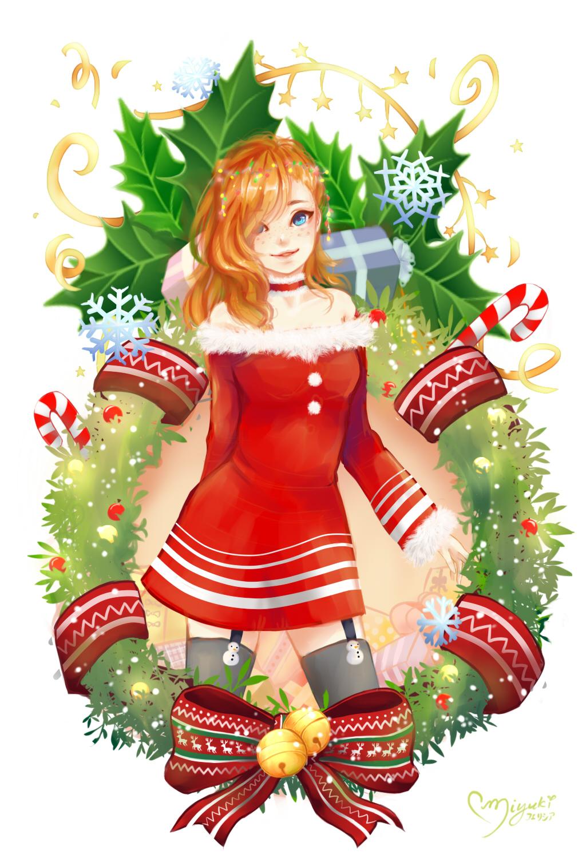 Christmas by ufo-galz