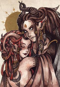 Scelia et Khud