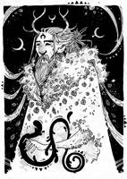 Horned God by Rituhell