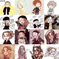 ID EVOLUTION by Rituhell