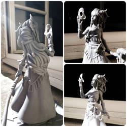 Scelia Figure by Rituhell