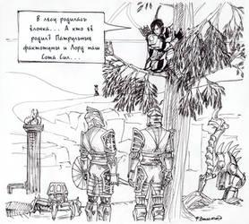 Rilas Lleran in Clockwork City [rus]