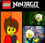 Ninago Piracy AU Fancomic