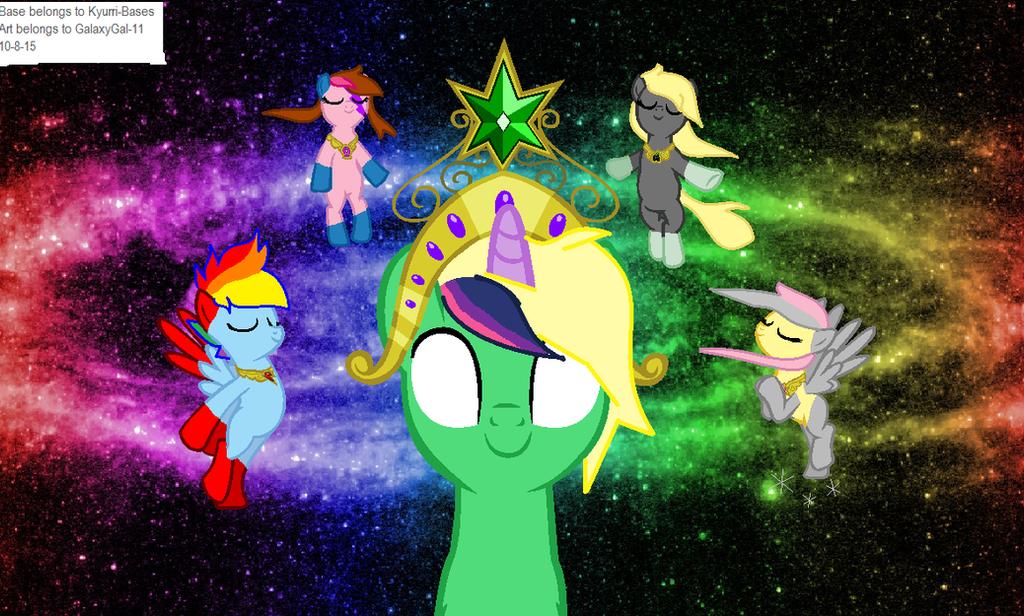 8 Art Elements : Ninjago mlp next gen elements of harmony by galaxygal on deviantart