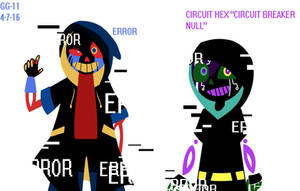 Lucidia- Circuit and Error by GalaxyGal-11