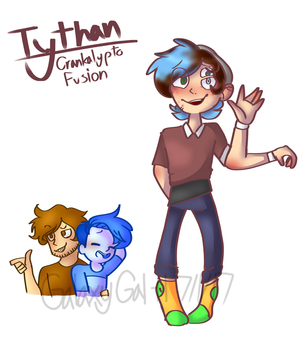 Tythan Fusion by GalaxyGal-11 on DeviantArt