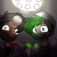 (Markiplier and JSE)The Doctors are ready for you. by GalaxyGal-11
