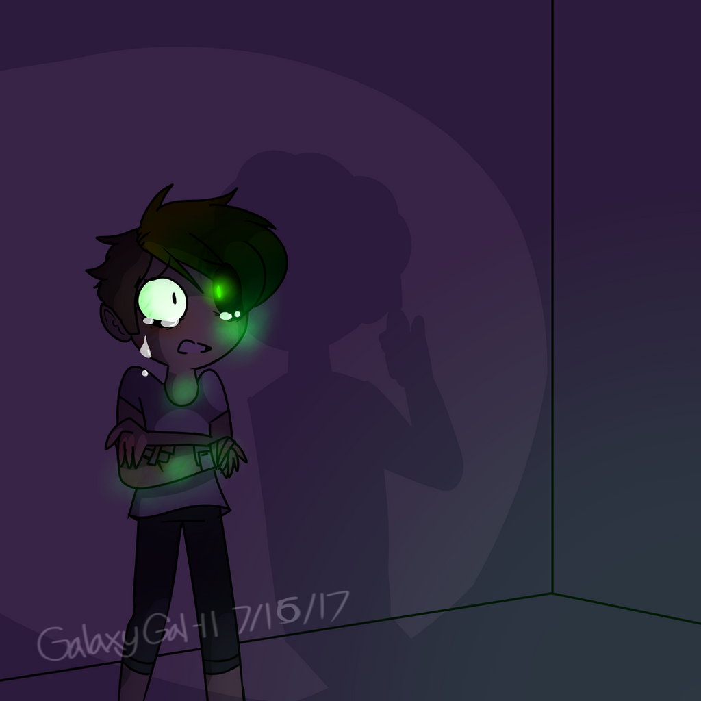 (JSE)Nightmare Fuel by GalaxyGal-11