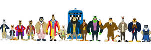 Doctor Zoo: 1-13