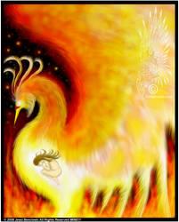 Phoenix Tears by benwhoski