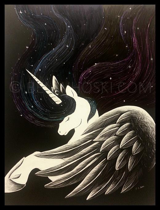 Celestial Sparkles by benwhoski