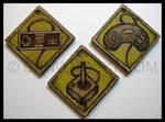 Classic Game Controller Pendants