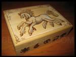 Sleipnir MtG Deck Box