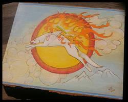 Okami Amaterasu: Ascension of the Sun