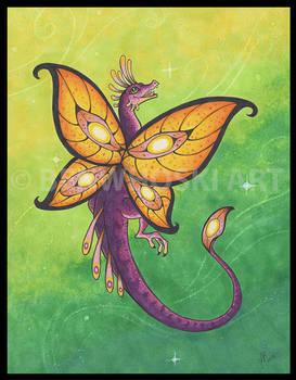 Drako Feina/Faerie Dragon