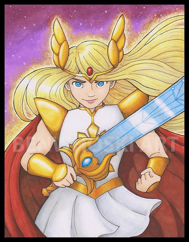 Princino de Potenco/Princess of Power
