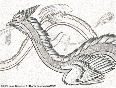 The Selvasfarran Sky Serpent