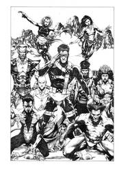 x men page 4 by acts2028