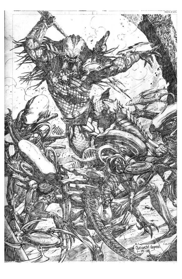 alien vs predator by acts2028 on deviantart